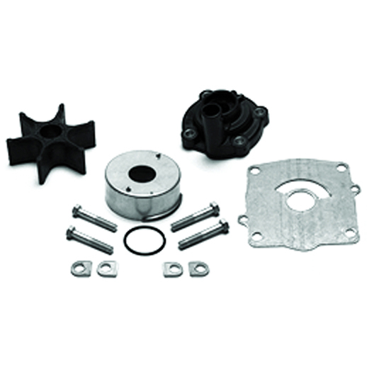 sierra water pump kit with housing for yamaha outboard