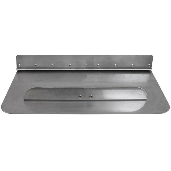 "Trim Plane Assembly, 24"" x 12"" Standard, Fits Boats: 25' - 31', Boat Type: Twin I/O, Twin OB"