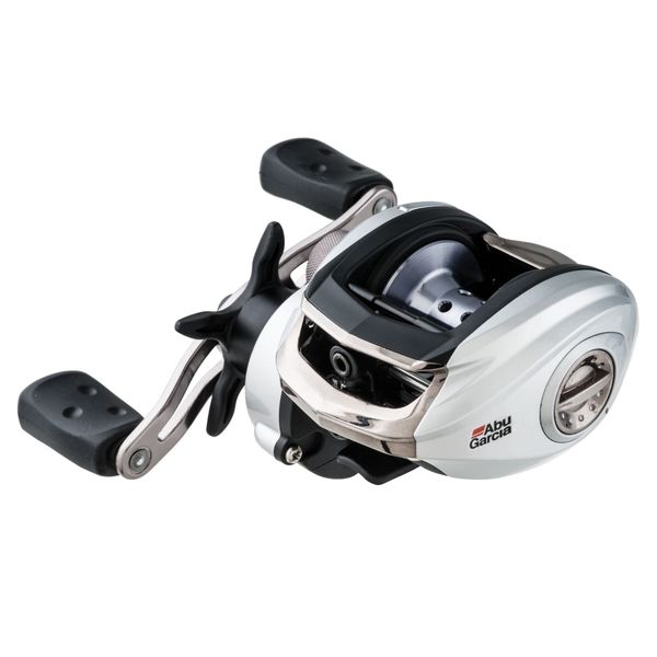Silver Max Low Profile Baitcasting Reel