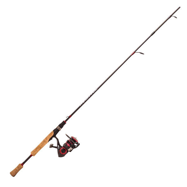 Quantum 6 39 9 mach i speed spinning combo west marine for Fishing combo sale