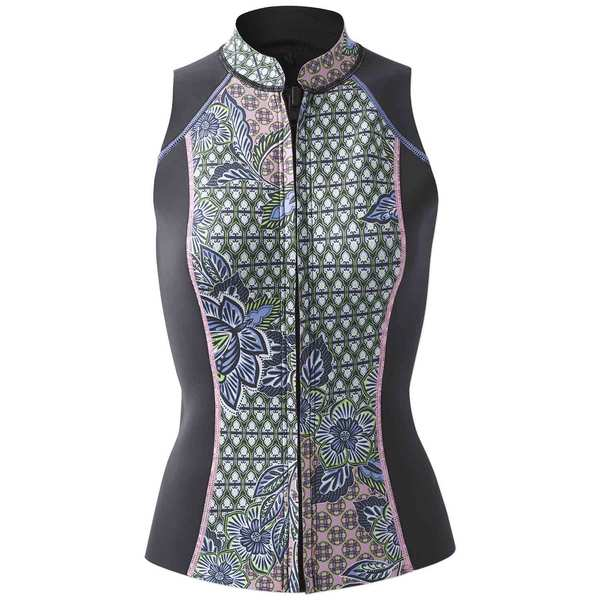 Click here for Prana Womens Kelis Vest Wldorchdflrdamr prices