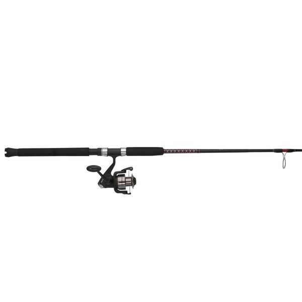 8' Ugly Stik® Bigwater Spinning Combo