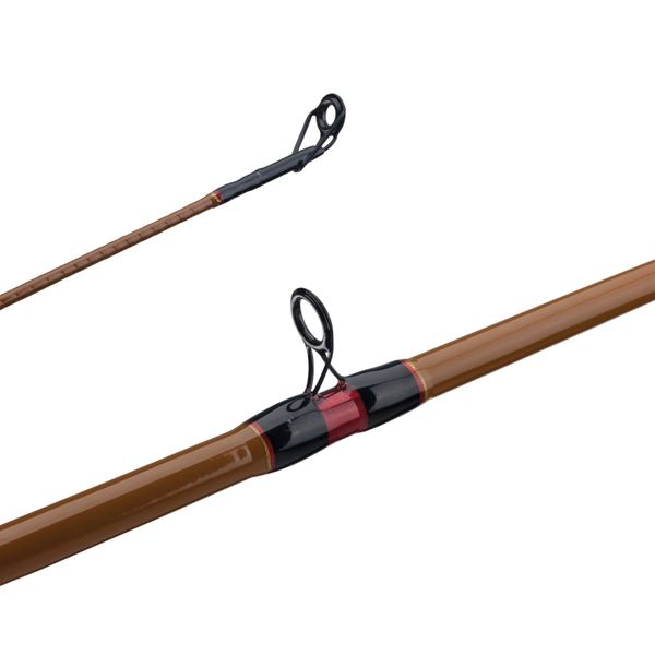 Shakespeare 7 39 ugly stik tiger casting rod medium heavy for Tiger fishing rods