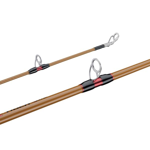 Shakespeare 6 39 6 ugly stik tiger elite casting rod for Tiger fishing rods