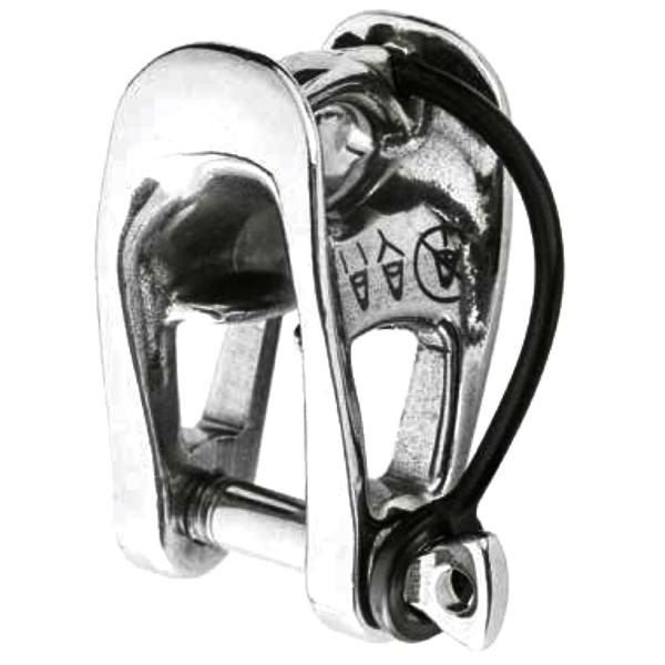 1/4 MXEvo 6mm Halyard Shackle for Max 8mm Rope