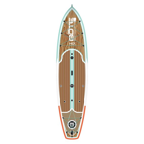 Bote 10 39 6 hd classic stand up paddleboard west marine for Bote paddle board with motor