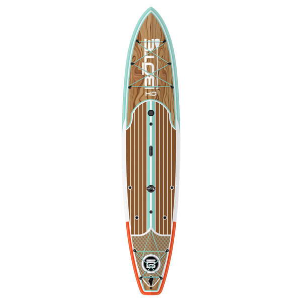 Bote 12 39 hd lowrider classic stand up paddleboard west for Bote paddle board with motor