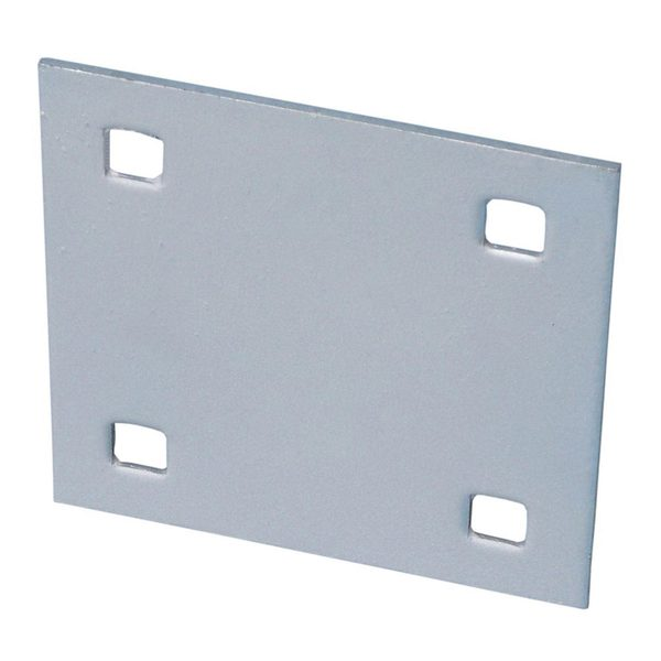 Heavy Duty Floating Dock Square Backer Plate