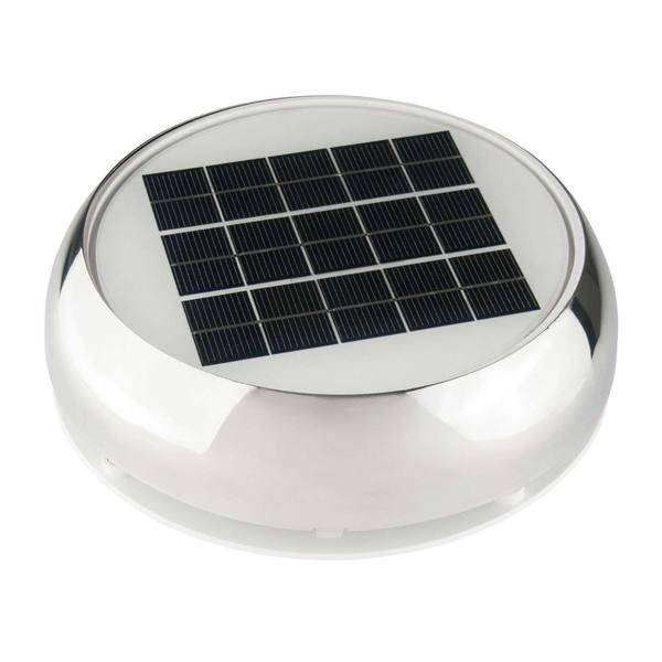 Marinco 3 Quot Stainless Steel Day Night Solar Nicro Vent