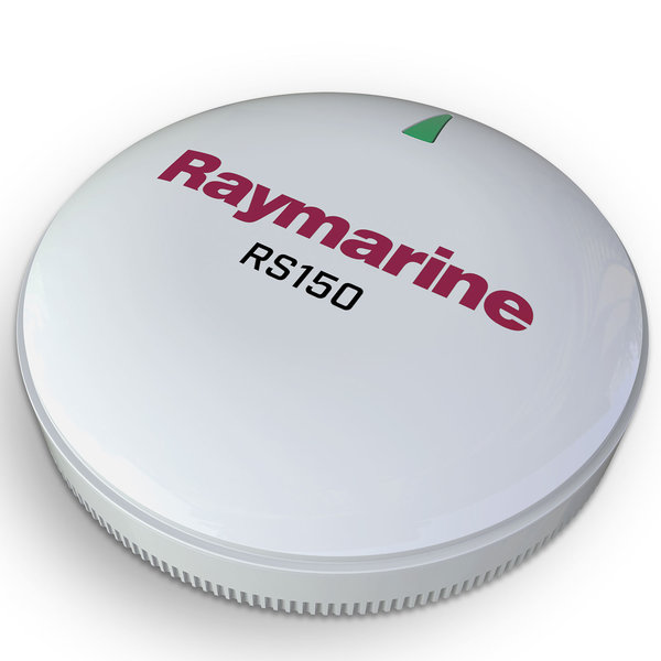 Click here for Raymarine RS150 GPS Receiver prices
