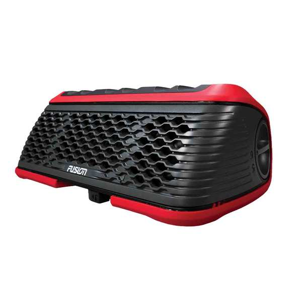 StereoActive Portable Water Sports Stereo, Red
