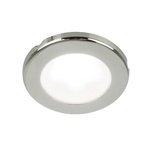 Hella Marine Led Down Light White Color With 316 Stainless Steel Rim West Marine