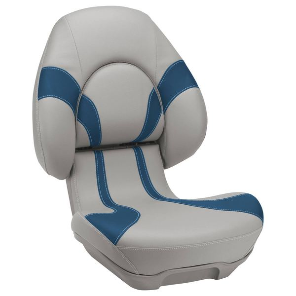Attwood Centric X Tour Folding Fishing Boat Seat