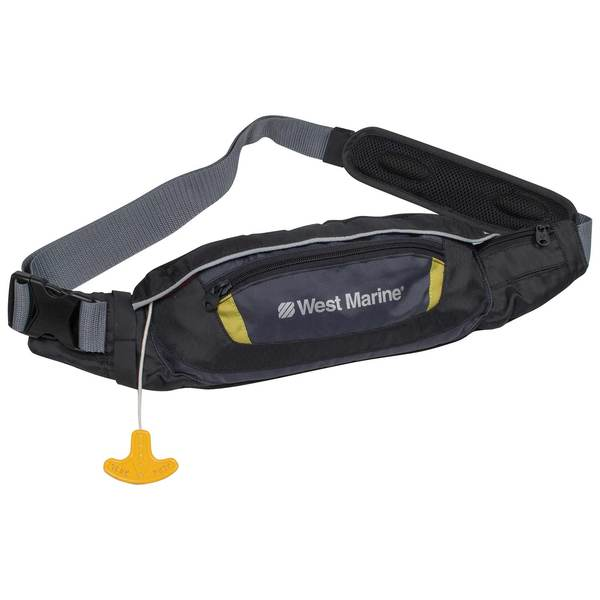 Manual Inflatable Life Jacket Belt Pack