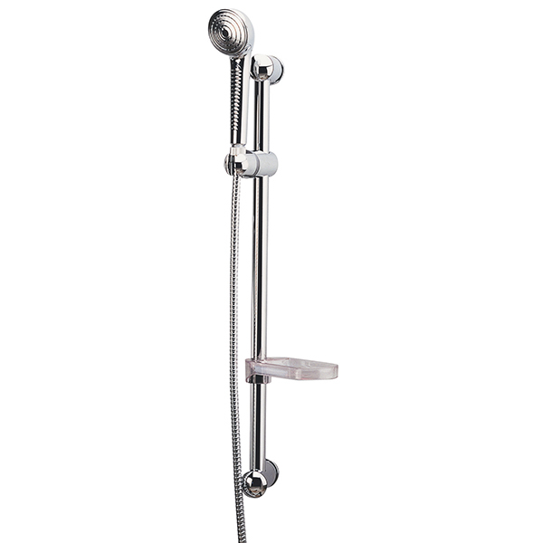 Shower Kit with Wall Rail