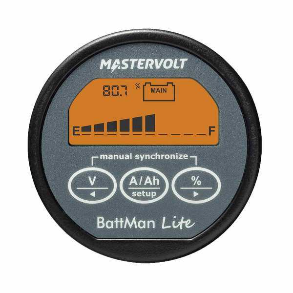 BattMan Lite Battery Monitor