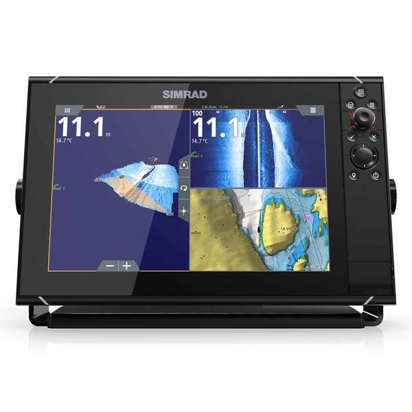 Nss12 Evo3 Multifunction Display With Insight Usa Lake And Coastal Charts