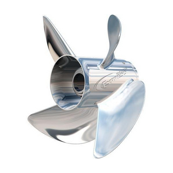 Stainless Steel Prop : Turning point propellers exex l mach blades