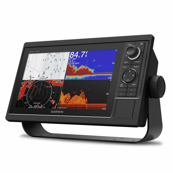 Multifunction Electrical Transducer : Garmin gpsmap xsv multifunction display with chirp