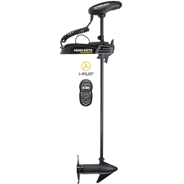 "PowerDrive i-Pilot Freshwater Bow-Mount Trolling Motor, 60"" Shaft, 70 lb. Thrust"