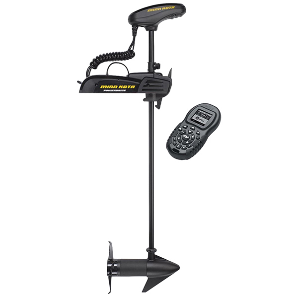 "PowerDrive i-Pilot Freshwater Bow-Mount Trolling Motor 60"" Shaft 70 lb. Thrust"
