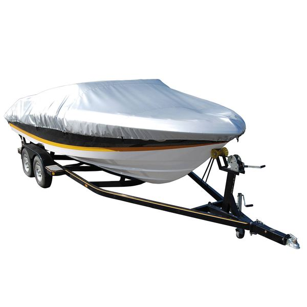 Taylor Made Moor 'n Stor Boat Cover, 14'-16' Boat, 75