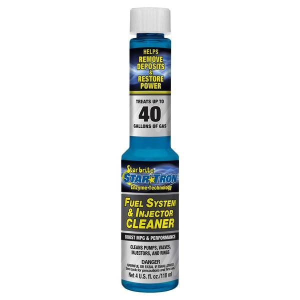 Star Tron® Fuel System & Injector Cleaner, 4 oz.
