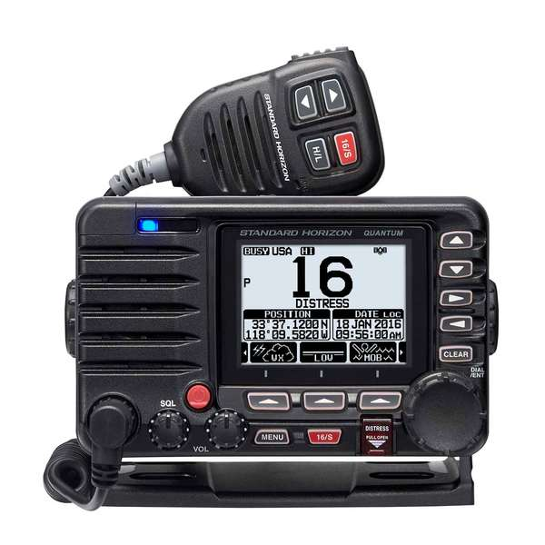 GX6000 Fixed Mount VHF/AIS Receiver