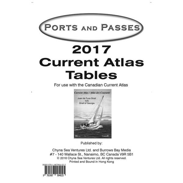 Current Atlas Tables 2017