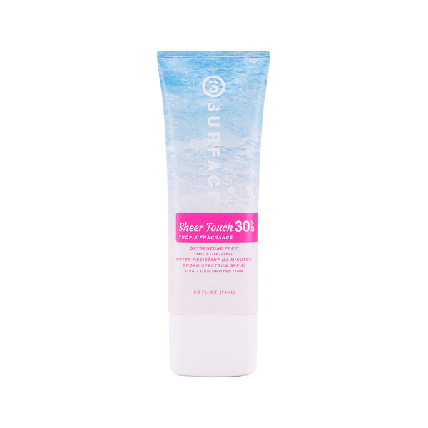 SPF 30 Sheer Touch Tropix Lotion, 2.5 oz.