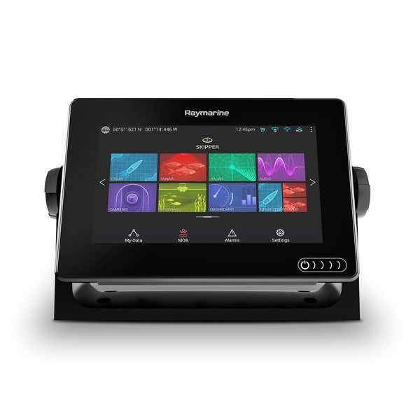 AXIOM 7 Multifunction Display with Navionics+ North American Charts