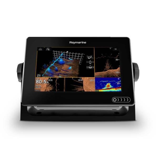 AXIOM 7 RV Multifunction Display with RealVision 3D and Navionics+ North America Charts