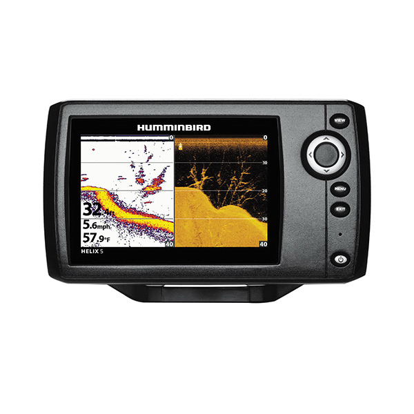 Humminbird Helix 5 Di G2 Fishfinder With Down Imaging And
