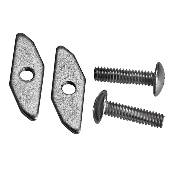 StarPort Kayak TracMount Nut Kit
