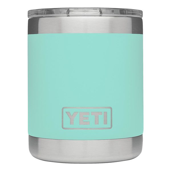 10 oz. Rambler Lowball Tumbler with Lid