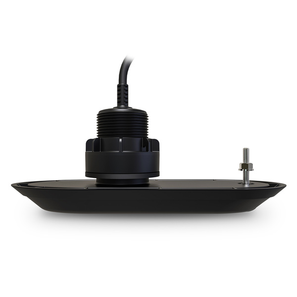 Individual RealVision 3D™ Thru-Hull CHIRP Transducer with 12° Deadrise, Starboard