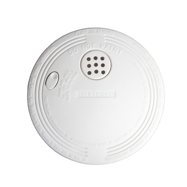 SS-775 Smoke and Fire Alarm