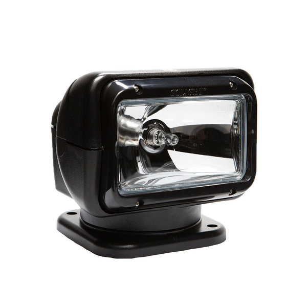 Halogen Searchlight with Wired Dash Mount Remote Control
