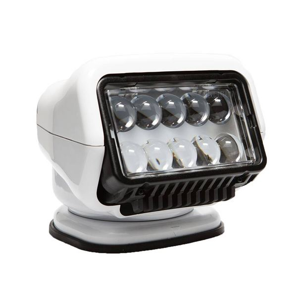 Stryker LED Spotlight with Hard Wired Dash Mount Remote