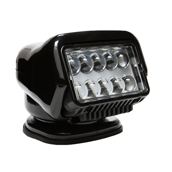 Stryker LED Searchlight with Hard Wired Dash Mount Remote