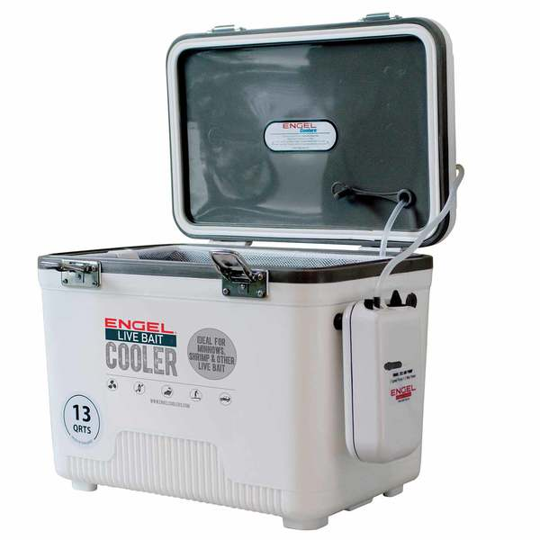 13 Quart Live Bait Cooler
