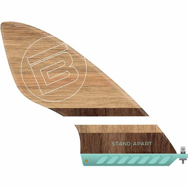 "9 1/4"" Classic Graphic Stand-Up Paddleboard Fin"