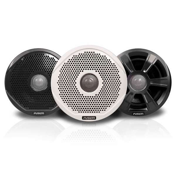 "Image of Fusion MS-FR6022 6"" Full-Range Marine Speakers"
