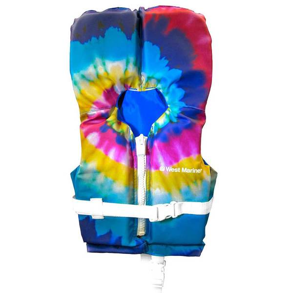 Tie Dye Runabout PFD, Infant