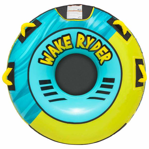 Wake Ryder 1-Person Towable Tube