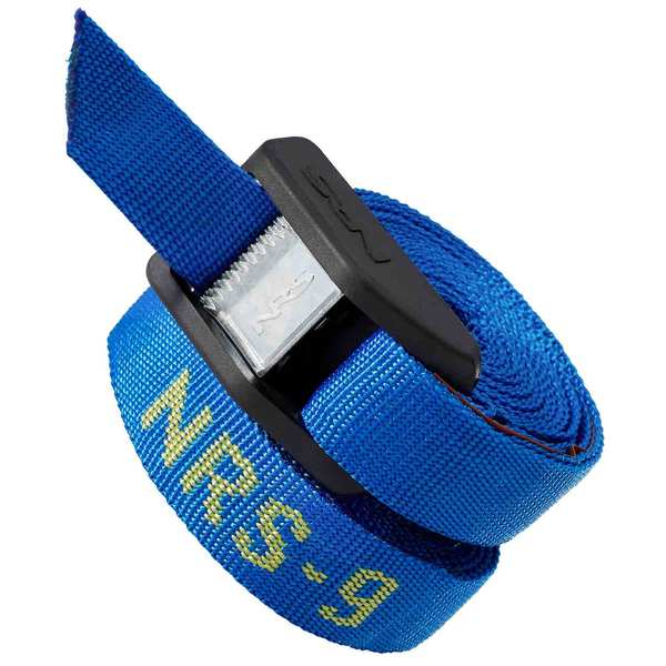 9' Cam Strap with Buckle Bumper, Pair
