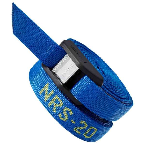 20' Cam Strap with Buckle Bumper, Pair