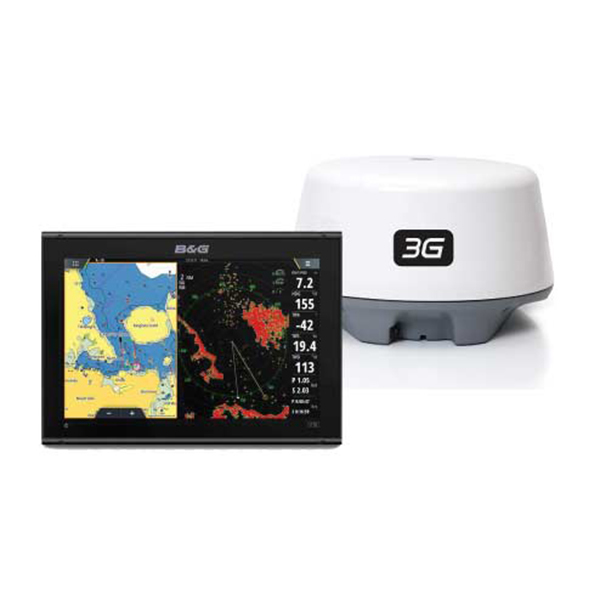 Vulcan 12 Chartplotter and Broadband 3G™ Radar Bundle