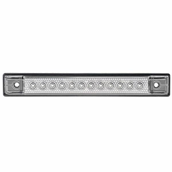 "6"" LED Utility Strip Light with Gasket, RGBW"