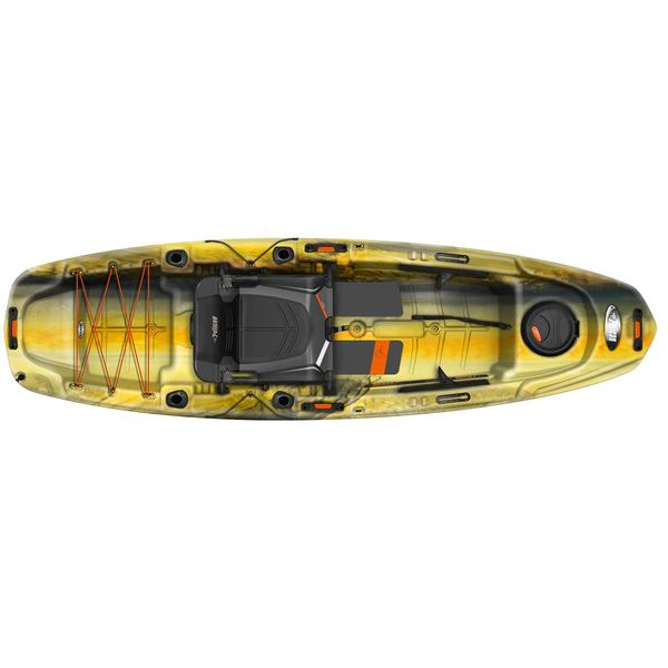 The Catch 100 Sit-On-Top Angler Kayak